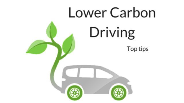 Lower Carbon Driving